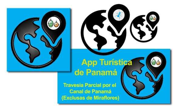 Diseño de portada para Google Play Store del App Turística de Panama   Mediabros.com