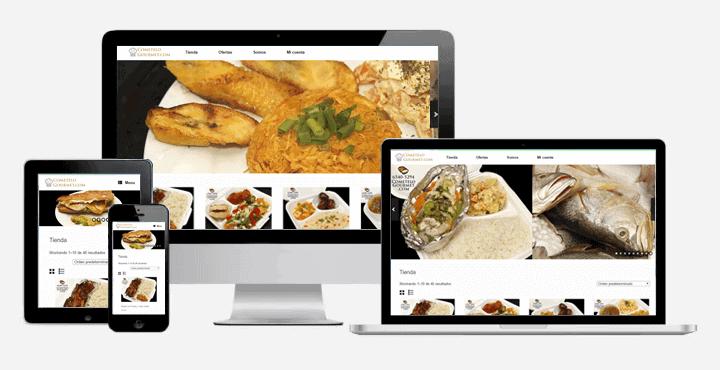 Tiendas Virtuales - Diseño de e-Commerce / e-Business
