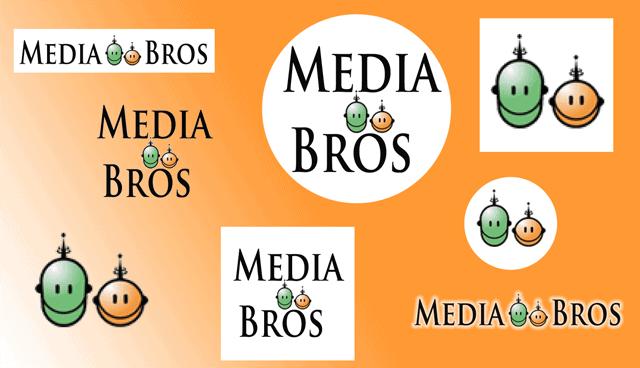 Mediabros adaptacion de logo para web y redes sociales