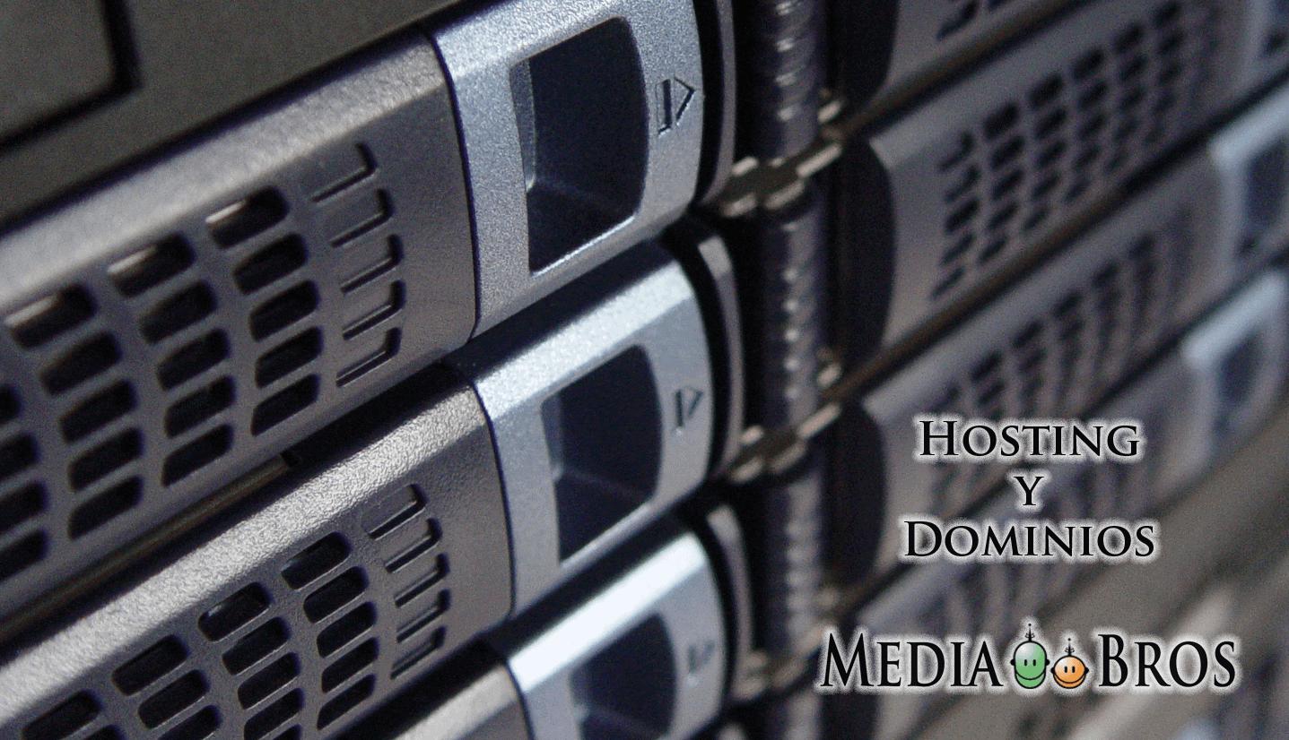 Hosting y Dominio, Plan de Hosting Economico | Entry Processes | Mediabros