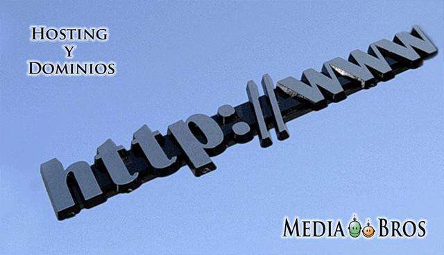 Webmastering, Hosting y Dominio | Mediabros