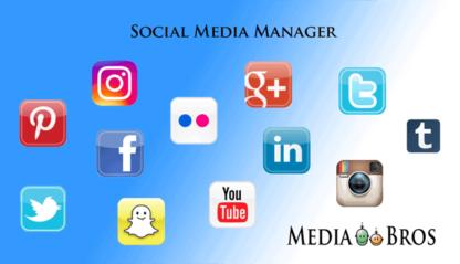Mediabros Social Media Manager