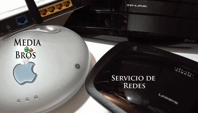 Servicio Tecnico de Redes LAN/WIFI/WAN en Panama