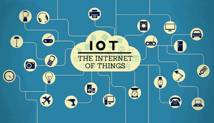 Interconexion de IoT con robotica, sensores y AI